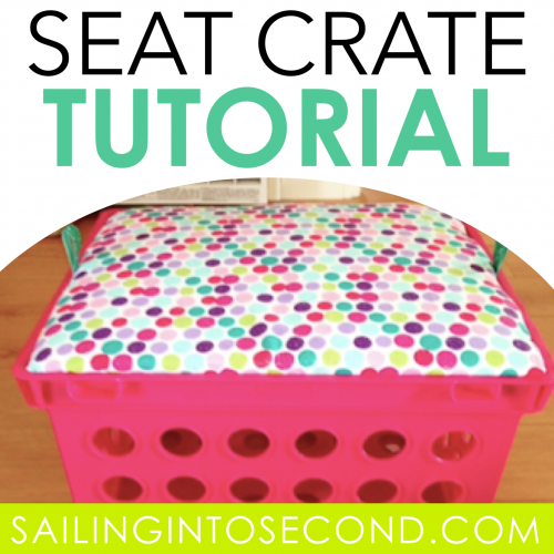 Seat Crate Tutorial