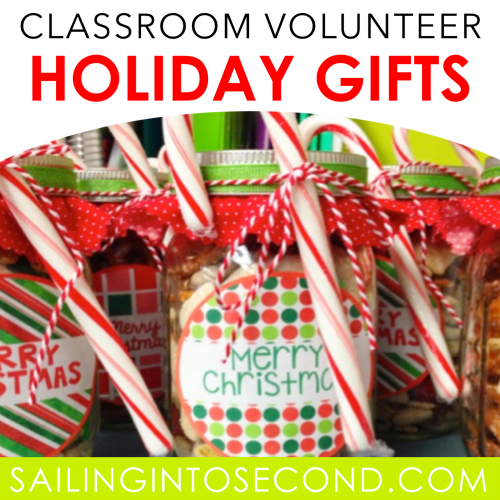 Holiday Volunteer Gifts