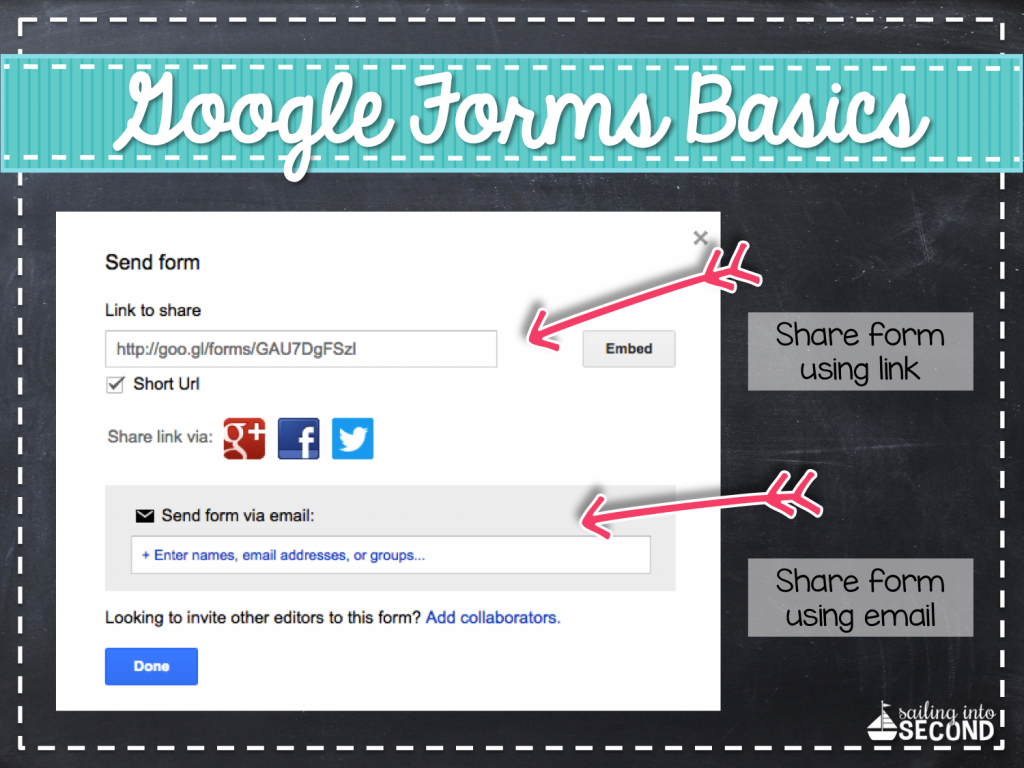 Google Forms Tutorial