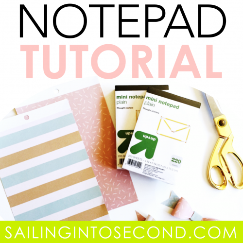 Notepad Tutorial