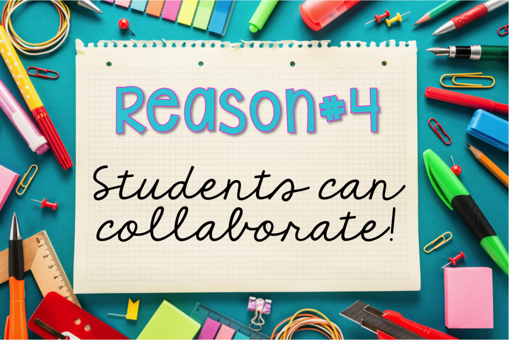 Sailing into Second-google classroom 5 reasons
