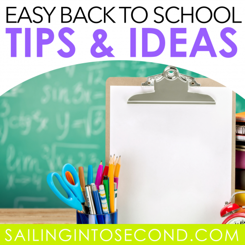 Top 5 Back to School Tips