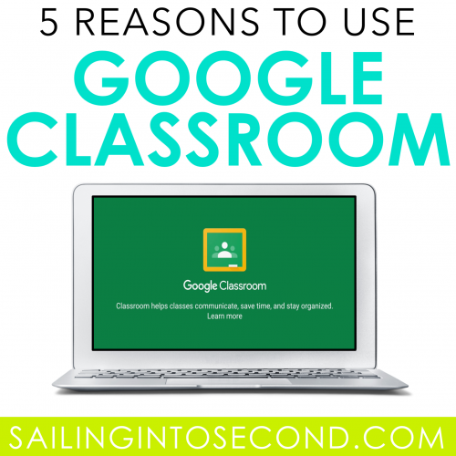 5 Reasons to Use Google Classroom