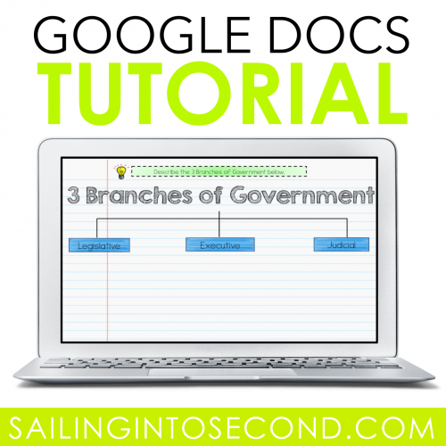 A Google Docs Tutorial