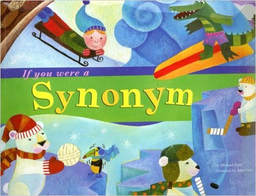Teaching Synonyms - Sailing into Second