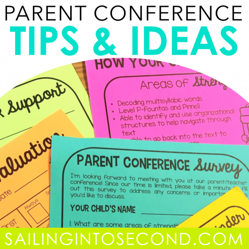 Parent Conference Tips