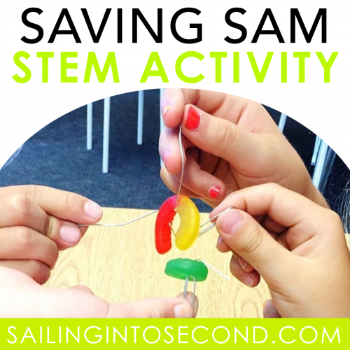 Saving Sam STEM Activity