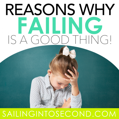 Reasons Why Failing is a Good Thing
