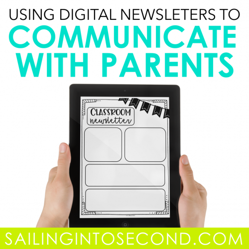 Using Digital Newsletters to Communicate with Parents
