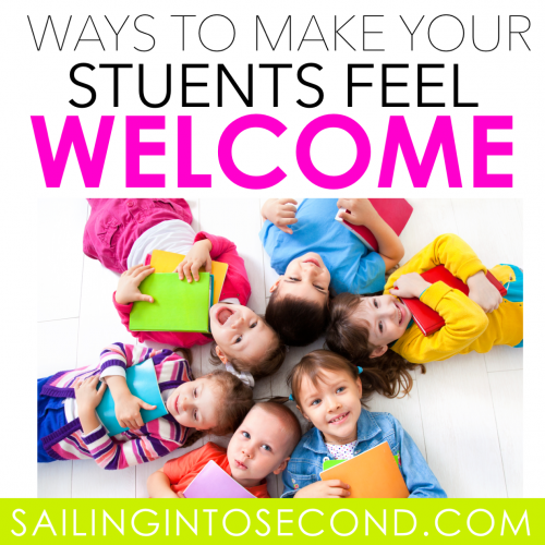 Ways to Make New Students Feel Welcome