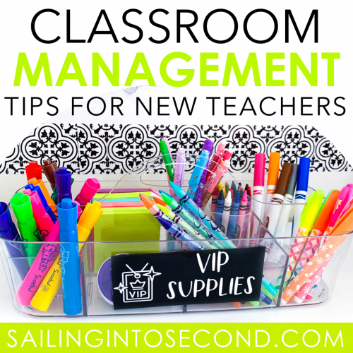 5 Classroom Management Tips for New Teachers