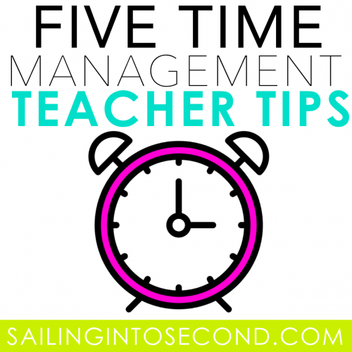 5 Time Management Tips for New Teachers