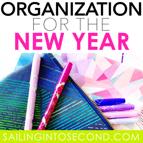 Get Organized for the New Year!
