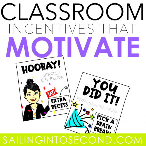 Classroom Incentives that Motivate Students