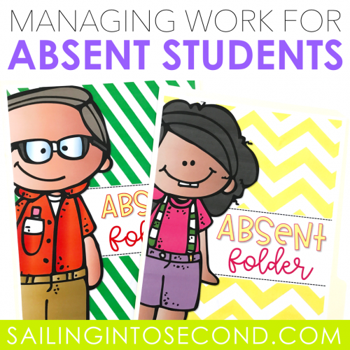 Managing Work for Absent Students