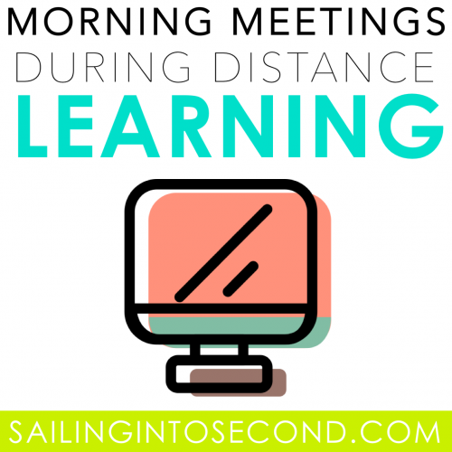 How to Host a Morning Meeting During Distance Learning