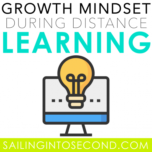 Keeping a Growth Mindset During Distance Learning