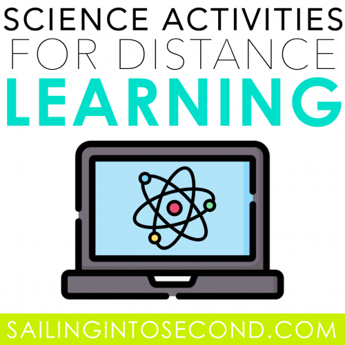 Science Activities for Distance Learning