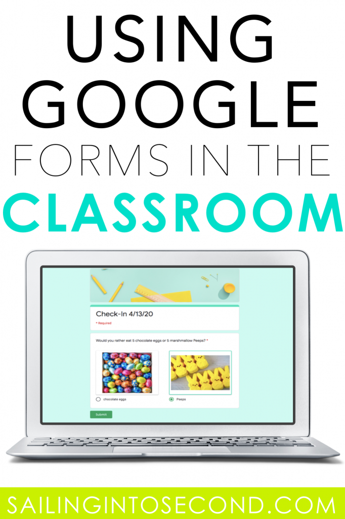 Ways to Use Google Forms in the Primary Classroom ...