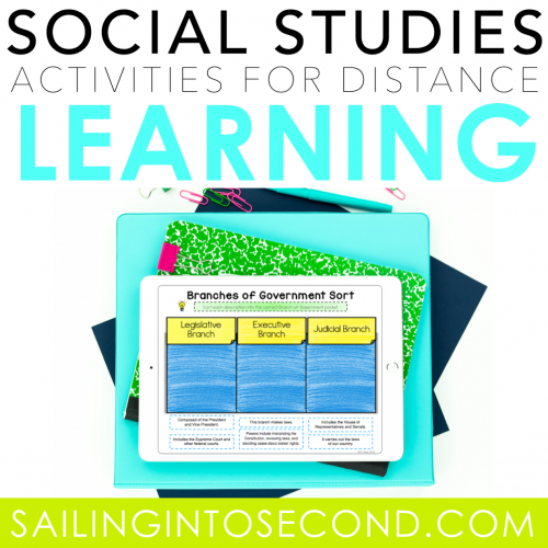Social Studies Activities for Distance Learning