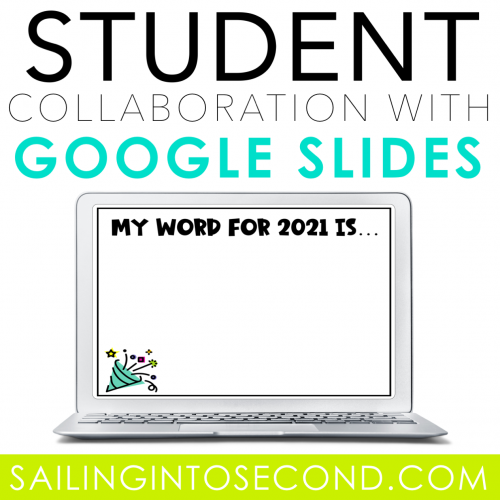 Student Collaboration Ideas for Google Slides