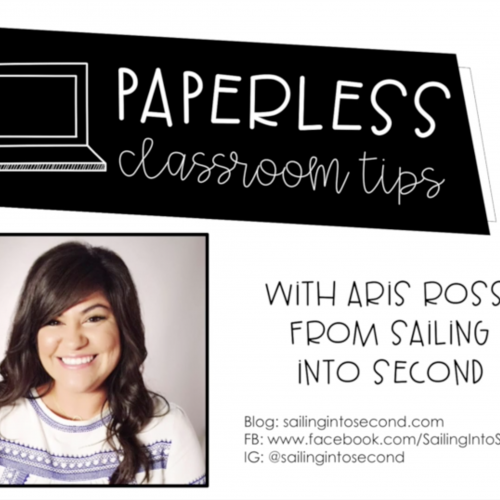 Paperless Back to School Tips