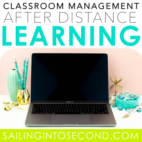 Classroom Management After Distance Learning