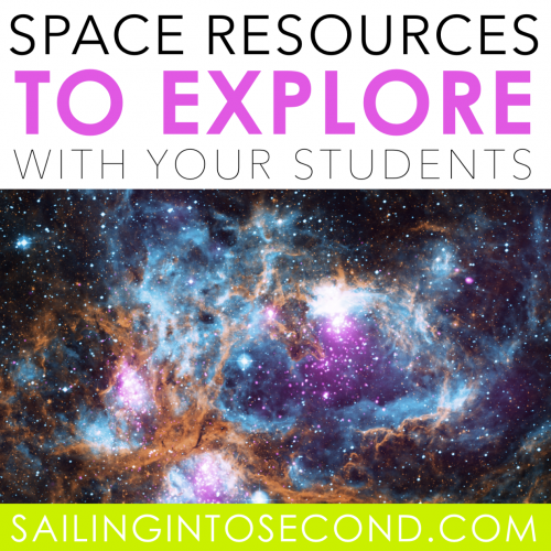 Space Resources to Explore with Students