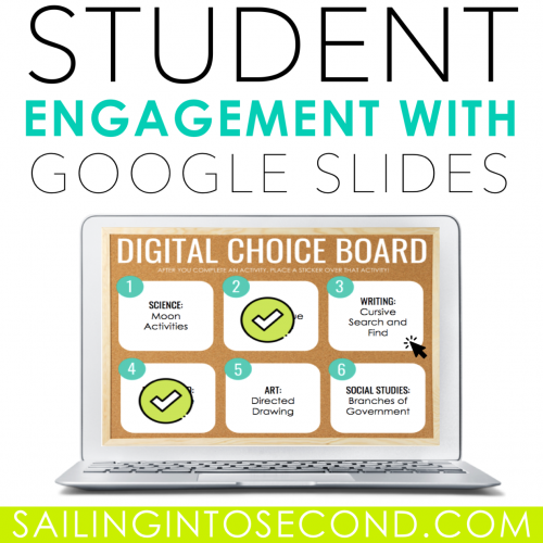 Using Google Slides for Student Engagement and Classroom Management